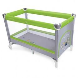 Baby Design Simple 04 Green 2017 - Patut pliabil - BBSDB17SIM04