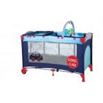Babygo-Bgo-4401-Patut Pliant Cu 2 Nivele Sleepwell Car - BBBBGO-4401