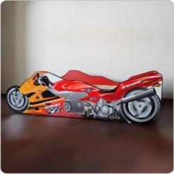 Pat copii 2-12 ani Motocicleta - PC127