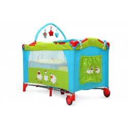 Patut Pliant Bebe MONI Happy Baby Triple Chicks - MYK00002913