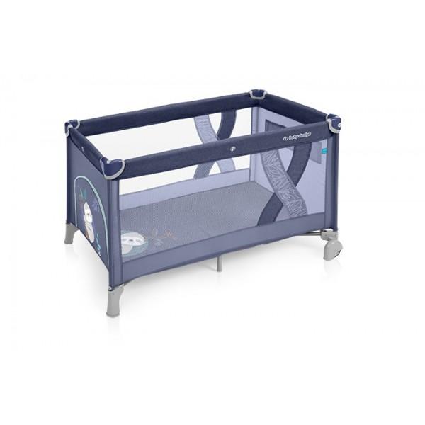 Baby Design Simple patut pliabil - 03 Blue 2019 - BBSBD19SIM03