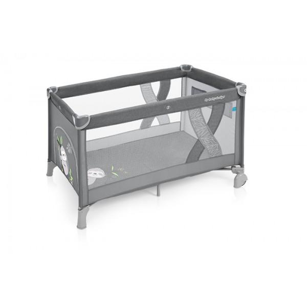 Baby Design Simple patut pliabil - 17 Grey 2019 - BBSBD19SIM17