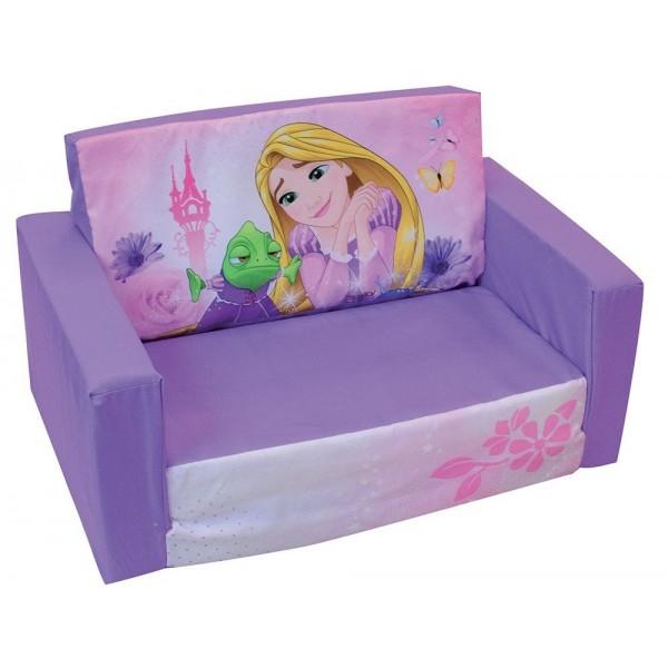 Canapea extensibila din burete Disney Princess - BBX712749