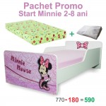 Pachet Promo Start Minnie 2-8 ani - PC-PCH-PRO-STR-MIN-70