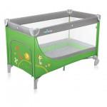 Baby Design Simple 04 green 2015 - Patut pliabil - BBSBD15SI04
