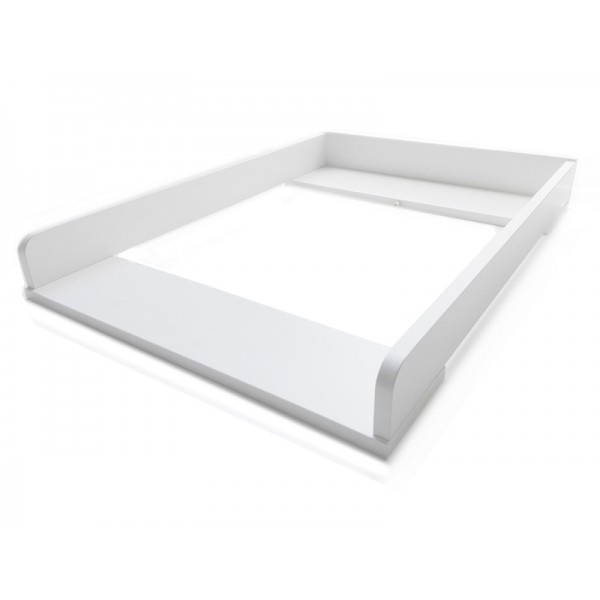 Blat alb pentru comoda de infasat Sofie Alb-Natur - MYK00009217