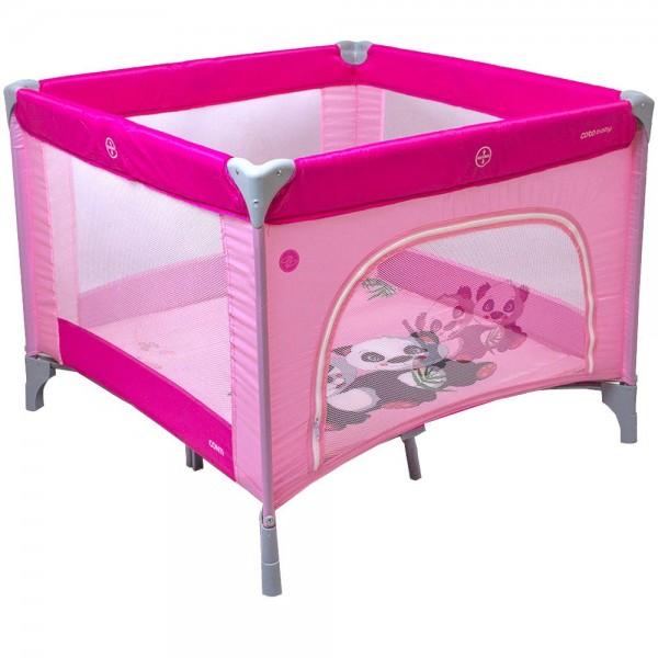 Tarc de joaca Conti - Coto Baby - Roz - BBD16294